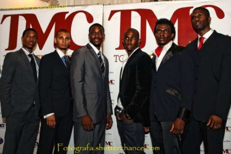 Male finalists<br>The Grand Finale of TMC will be taking place in The Gambia (West Africa) in association with Fabec's Promotions on Saturday 5 December. For further information visit