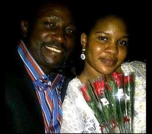 Kayode Oduoye Throws Surprise Bash For Wife, Mosun Filani