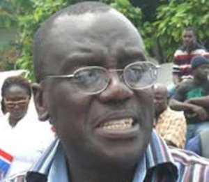 NPP General Secretary, Kwodwo Owusu Afriyie also known as Sir John