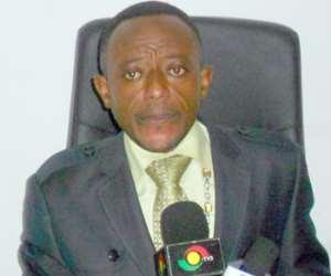 Rev. Dr. Owusu Bempah