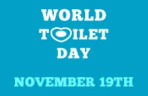 WORLD TOILET DAY CELEBRATED IN GHANA ?