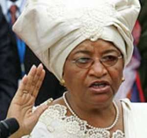 In The Midst Of Nationalized Corruption And Deceit, Liberians Should Oppose President Sirleaf's Borrowing Spree And Egocentric Global PR Waste