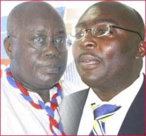 Has Nana Akuffo Addo Found in Bawumia the Economic Magic Wand to transform the Ghanaian economy?