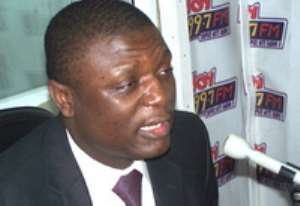 Groundwork for a political movement is already in place - Kofi Adams