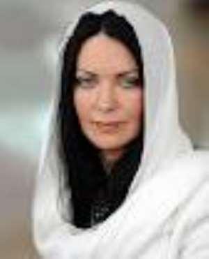 Bin Laden's Wife
