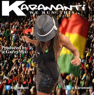 SONG FOR GHANA by KARAMANTI (PROD. BY MASTA GARZY)