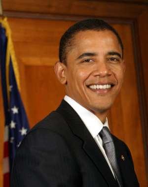 44th President of the USA. President B. H. OBAMA