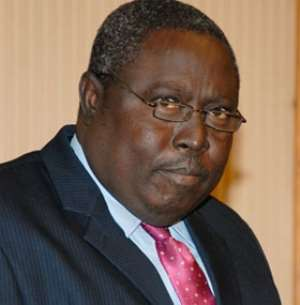 Martin Amidu Named SPECIAL PROSECUTOR