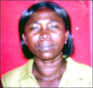 The deceased, Janet Agnes Fia