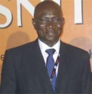 Dr Frank Odoom - Director General, SSNIT
