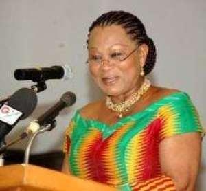 Joyce Aryee Charged GIJ Students To Be Agents Of Change