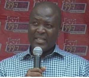 Was Nayele Ametefeh Ibrahim Mahama's Girlfriend?