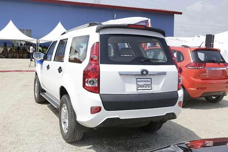 Kantanka Automobile Plant Inaugurated