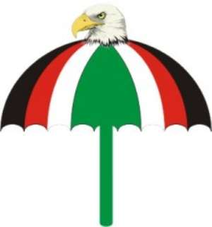 The Ungrateful NDC MPs Must Bow Their Heads In Shame!