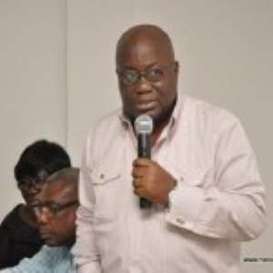 Will Akufo Addo's Special Prosecutor Prosecute Only When Politicians Steal All Of Ghana?