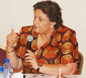 Hanna Tetteh, Foreign Affairs Minister