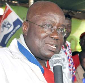 Ghana Is In Trouble If Nana Akufo-Addo Fails