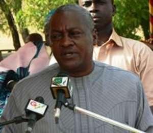 Vice President John Dramani Mahama