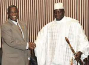 Murder Of 44 Ghanaians In The Gambia - Six Bodies To Be Exhumed
