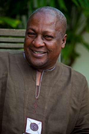 Over 100,000 NDC Members Walk In Unity With President Mahama In Tamale