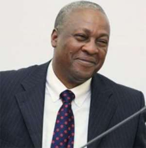 Where is the proof of John Mahama's incompetence, then?