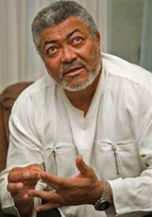 Open Letter To Jerry John Rawlings