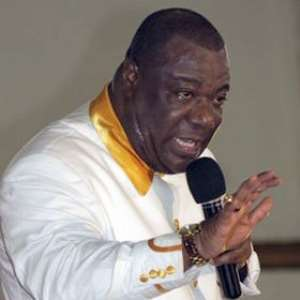 XCLUSIVE AUDIO: How Duncan-Williams Prayed For The Falling Cedi