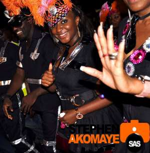 Photos: Jim Iyke, Ini edo,Nkem Owoh, others at 2011 Calabar Carnival