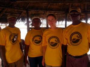 Saying Goodbye to Ghana