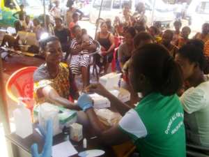 Bawku Residents To Benefit From Aludiba Foundation Medical Screening