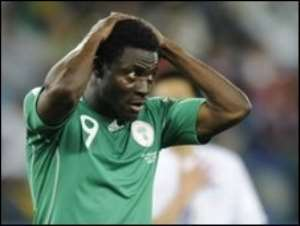 Nigeria managed only one point after drawing 2-2 with South Korea