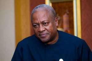 Mahama Reasons Like an 8-Year-Old