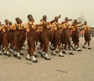 Wa: 56 Schools Participate In 61st Independence Day