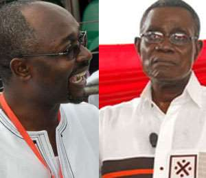 Show Govt Exit If Woyome Issue IsNot Resolved - Monsignor Peprah