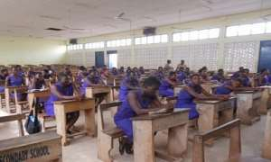 CSM Screening For SHS Students In Bawku