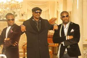"Exclusive: D'Banj & Don Jazzy film ""Mr Endowed"" Remix Video with Hip Hop Royalty, Snoop Dogg in Los Angeles"