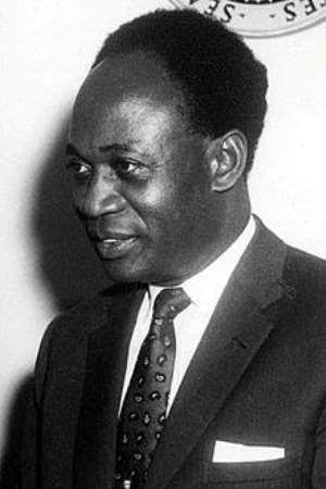 Nkrumah Founded Ghana...Professor Mike Oquaye