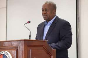 NPP USA Youth Wing Condemns The Attacks On The Free SHS Policy By Former President Mahama And His Cohorts