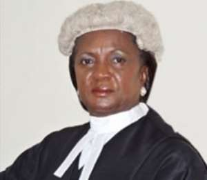 Chief Justice Georgina Wood