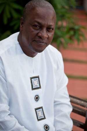 Arrest John Dramani Mahama Over the One Billion Dollar Road Scam