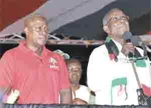 President Mahama Has No Shame-DI Boss