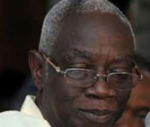 Dr Kwadwo Afari Gyan - EC Chairman