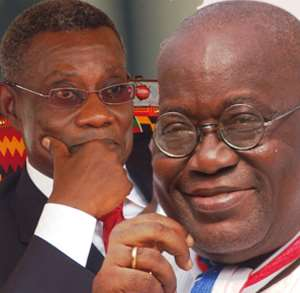 Stop Press: Emergency Ghana Executive Council Meeting