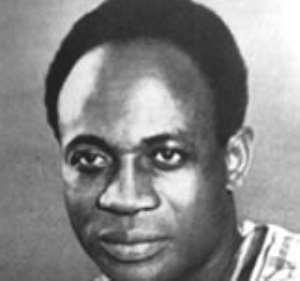 Osagyefo Dr Kwame Nkrumah, Ghana's first president