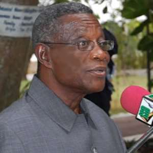 Consider my experience and not relationship with president -Cadman Atta Mills