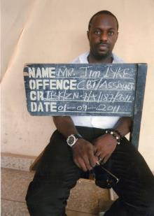 N15m Scandal: Jim Iyke Is A Criminal--Habiba Abubakar Pic; Detained Jim Iyke Included