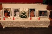 Ghanaian Community Bids Farewell To The Late Gladys Akosua  Eleblu In Bern Switzerland 12.04.2014