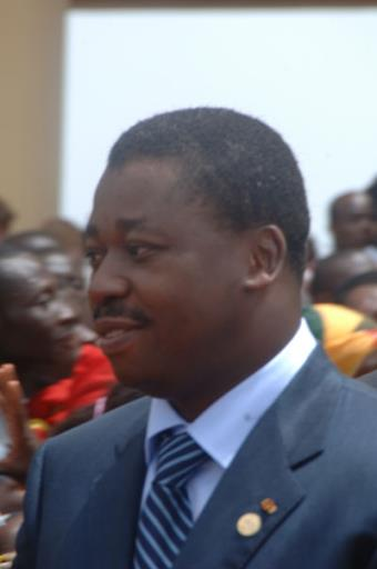 President Faure Gnassingbe Of Togo