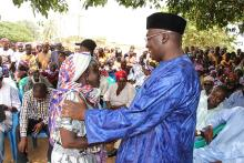 Dr. Bawumia was speaking  at a durbar organized in Kperisi in the Wa Central constituency