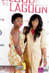 OMOTOLA - Houston stands still for Blood in the Lagoon